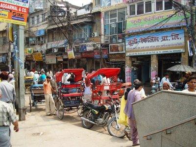 market in chawri bazar