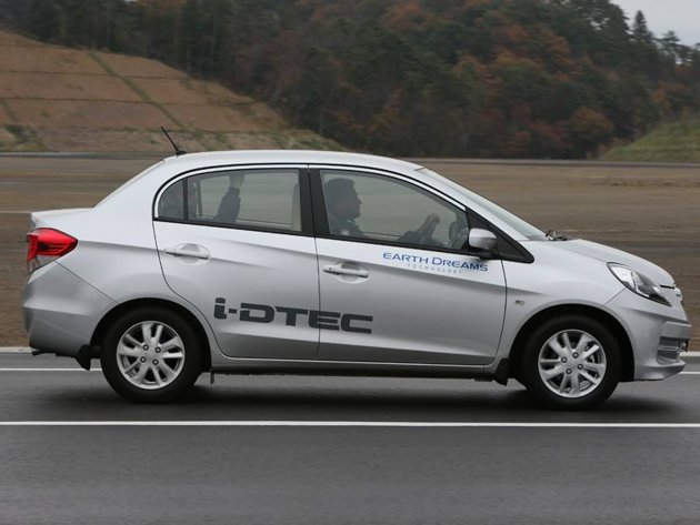 Honda Diesel Cars in India Honda's First Diesel Car
