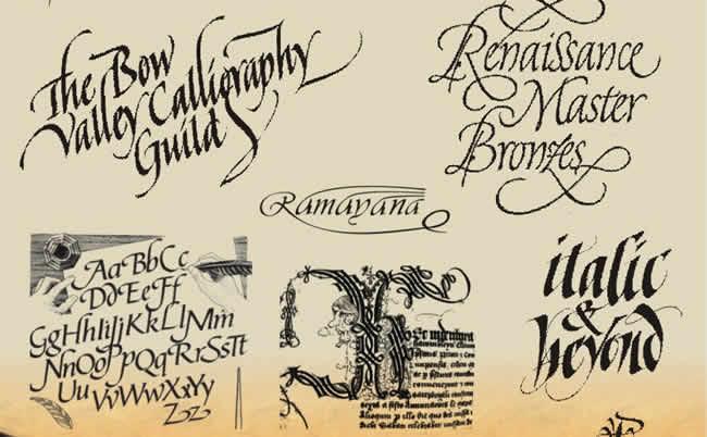 calligraphy india